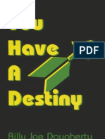 You Have a Destiny - Daugherty