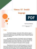 History Swahili.pptx