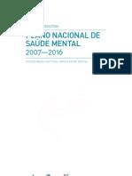 saude mental prevenção