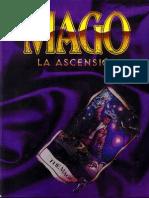 Mago La Ascension 3ª Edicion [Libro Basico]