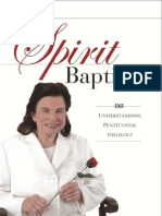 Spirit Baptism by Verna Linzey (Military Bible Association)