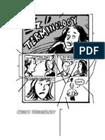 Comics Terminology