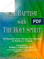 The Baptism With the Holy Spirit by Verna Linzey (Military Bible Association)