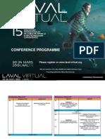 Conferences Programme