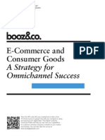 E-Commerce and 