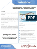 IntegrationPoint ProductBrochure Drawback 2013