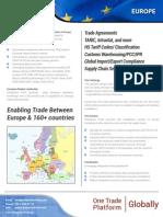 Regions Europe 2012