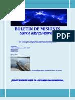 Boletin de Misiones 18-03-2013