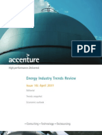 Oil and Gas Industry Review