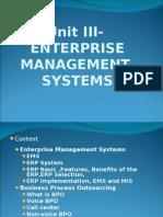 Management Information System Unit 3- part 1
