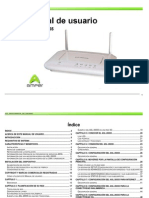 Manual Usuario Fabricante Home Station Amper ASL26555