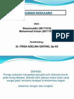 Prurigo Nodularis Point