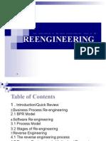 Software Engineering  Re Engineering