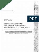 Design Concepts & Structural Scheme Multi Storey Bldg