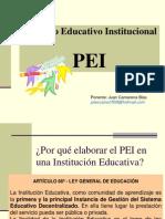 EXPOSICIÓN PEI - ELAB