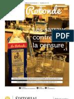 La Rotonde - édition du 18 mars 2013