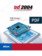 P-cad 2004 Pcb User's Guide