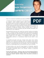 Thomas Entrevista AFRFB 2012
