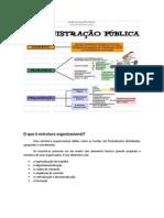 Teoria e Dinâmica das Organizações