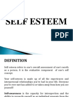1804cself Esteem