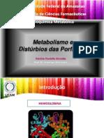 Metabolismo Do Grupo Heme