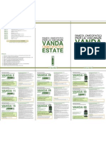 Vanda Omeopatici / Linea Estate