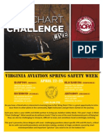 2013 Virginia Aviation Spring Safety Week Flyer