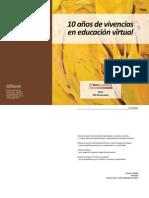 10 años de viviencias en educación virtual (Net-Learning)