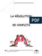 15 La Resolution de Conflits