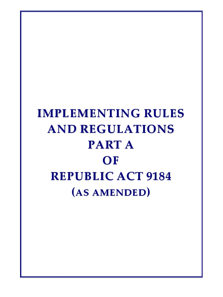 "republic act no 7277 with amendments An act amending republic act no 7277, otherwise known as the "" magna carta for disabled persons,"" and for other purposes."