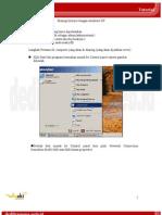Sharing Internet Di Windows Xp