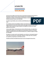 Accidente Viasa Vuelo 742