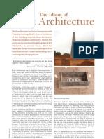 Material Insight - Bricks