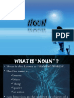 Noun and its rules