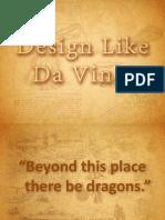Design Like Da Vinci Sxsw2013