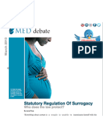 Surrogacy Medical Debate