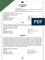 Documento Cnr Sulle Finiture