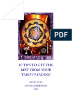 10 Tips to Get the Best From Your Tarot Reading