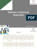 Métodos e Práticas de Negociação- Apresentação