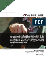 Análisis RD5/2013