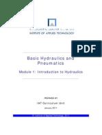 Atm1122 Hydraulics Module 1
