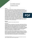 Testing a Taxonomy to Facilitate E-Assessment