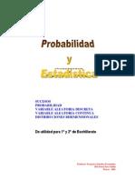 Probabilidad y Estadística