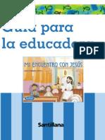 Encuentro Con Jesus Guia