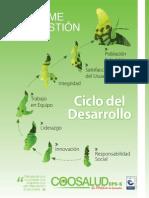 Informe de Gestión Coosalud EPS-S 2012