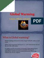 9) Global Warming