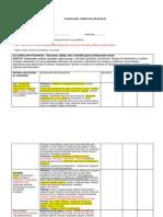 6. Ejemplo de Planificacion de Bloque y Microplanificacion