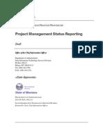 Draft Status Report New