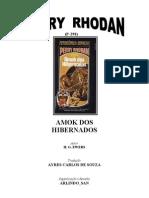 P-298 - Amok Dos Hibernados - H. G. Ewers