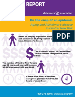 Aging and Alzheimer's Disease in Central New York